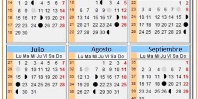 Concebir un ni o o una ni a bas ndose en el calendario Calendario 2017 con lunas